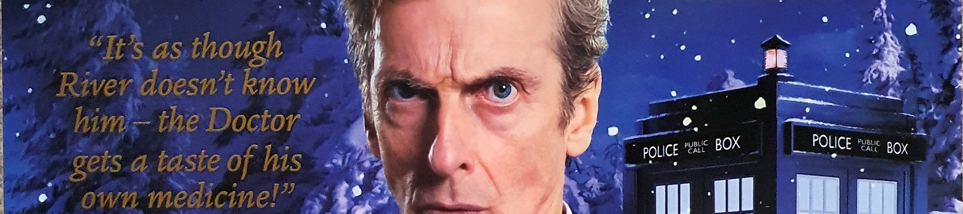 Cover of Doctor Who Magazine Issue 494