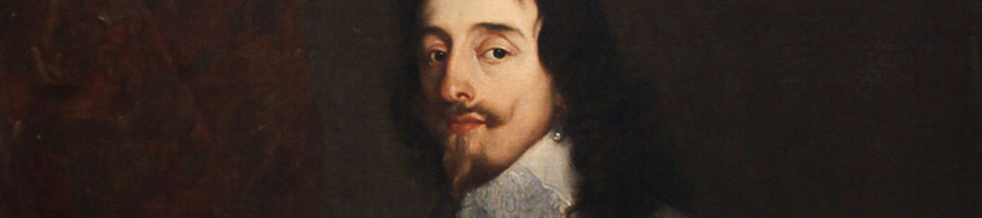 Portrait of Charles I of England by Antoon van Dyck